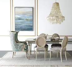 Mirrored Dining Room Tables Mirrored Dining Table Room Contemporary With Wall Paneling