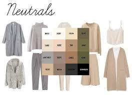 neutral colors clothing fashion industry is killing people bonita lavi