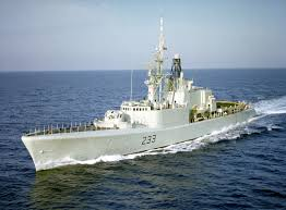 HMCS Fraser (DDH 233)
