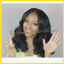 the best sew in human hair find more wigs information about queen hair wigs sexy spring curl