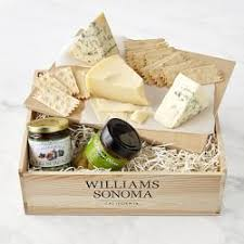gourmet cheese baskets gourmet cheese williams sonoma