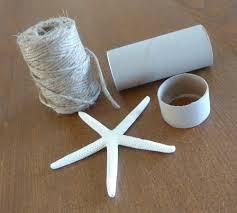 diy starfish napkin holders u2013 little stuff