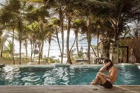 hotel boutique in tulum hotel be tulum luxury resort in tulum