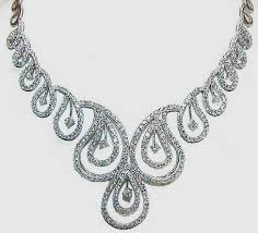 necklace designs silver images Silver necklace colorful jewelry and fashion accessories gif