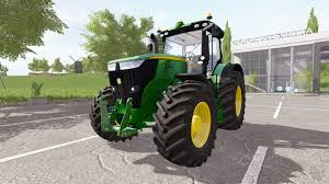 deere 7270r v1 1 for farming simulator 2017