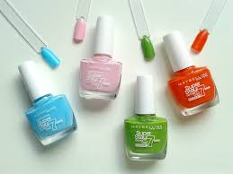 maybelline new york super stay 7 days gel nail colours ellis tuesday