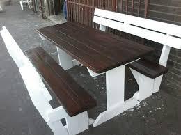 rustic outdoor picnic tables garden benches outdoor benches outdoor furniture patio benches