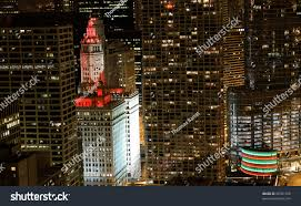 city of chicago red light settlement chicago december 1 wrigley building clock stock photo royalty free