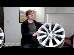 honda odyssey wheels odyssey rims odyssey wheels of honda factory original