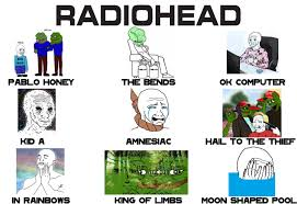 Radiohead Meme - mu music thread 78363743