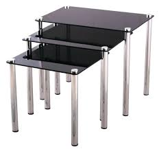 glass nesting coffee tables stackable coffee table medium size of coffee nesting coffee tables