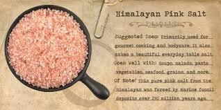 pure himalayan salt works salt l himalayan pink salt thermography nyc blog