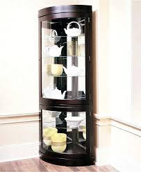 corner curio cabinets for sale black corner curio cabinet corner cabinet medium size of small black