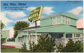 file del mar motel 1607 coast highway u s 101 corona del mar