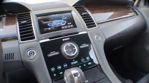 Ford Taurus Interior Ford Taurus 2013 Limited Interior Youtube