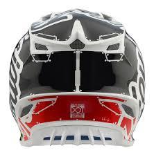 troy lee designs motocross helmets troy lee designs 2018 se4 polyacrylite helmet factory all sizes