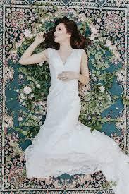 lace wedding dresses ruffled