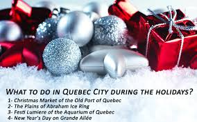 what to do in city during the holidays hotel