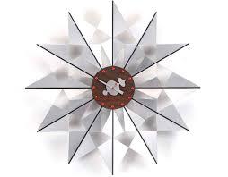 Herman Miller Clocks George Nelson Flock Of Butterflies Wall Clock Hivemodern Com