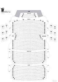 Music City Center Floor Plan by Seating Charts Peace Center Official Site