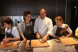 cours de cuisine ado atelier des ados de 11 à 16 ans boutique grégory coutanceau