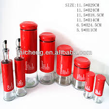 stainless steel kitchen canister sets stainless steel tea coffee