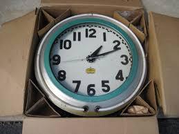 light company in cleveland ohio neon clock company history