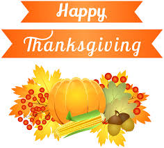 happy thanksgiving decoration png image transparent free