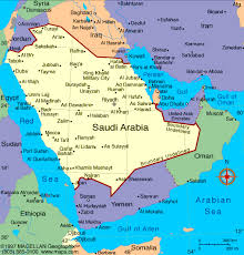 arabia map saudi arabia atlas maps and resources infoplease com