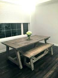 free farmhouse table plans free dining table plans oasis games