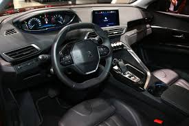peugeot motor cars peugeot 3008 gt combines concept interior with hatch engine