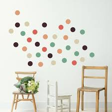 wallstickers dots as shown picture