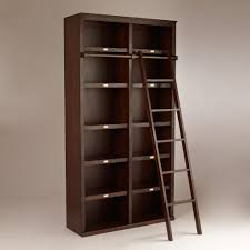 Small Narrow Bookcase by Lovely Your N Leaning Ladder Bookshelf In Bookcase Collection With