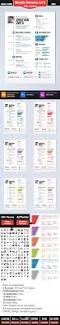Infographic Style Resume 121 Best Resumes Cv Images On Pinterest Resume Templates Cv