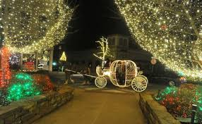 fayetteville square christmas lights lights santa action