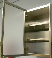 Metal Wall Cabinet Stainless Steel Or Plywood Interior Kitchen Cabinets Steelkitchen
