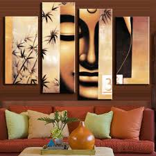 Home Decor Online Store Compare Prices On Buddha Face Painting Online Shopping Buy Low