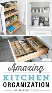 kitchen cabinet storage ideas the most amazing kitchen cabinet organization ideas
