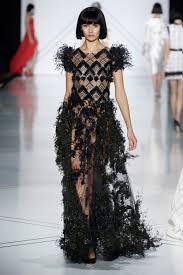 ralph u0026 russo spring 2017 couture collection vogue