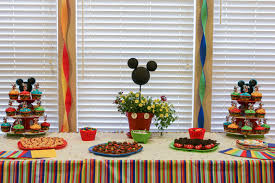 baby mickey baby shower our colorful mickey themed baby shower the photographer s