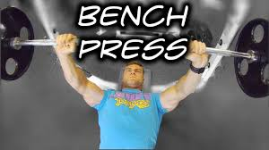 Bench Press Lock Elbows How To Perform Bench Press Tutorial U0026 Proper Form Youtube