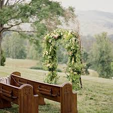 wedding arches outdoor beautiful wedding arches southern living