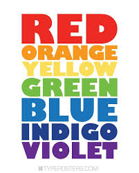 What Is The Color Of A Neon Light Best 25 Rainbow Colors Ideas On Pinterest Rainbow Colours