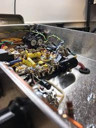 bench press christopher benson of benson amps fretboard journal