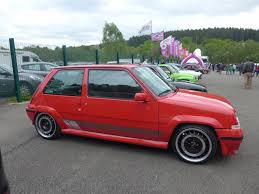 renault 5 turbo automotive renault 5 turbo