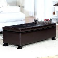 bedroom storage ottoman bed storage ottoman bench nopasaran