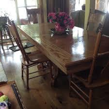 the perfect pedestal table featuring osborne slides osborne wood