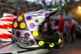 troy lee designs motocross helmets first look 2018 troy lee designs gear and helmet line
