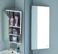 corner medicine cabinet vintage corner medicine cabinet kugler stainless steel with mirror plans
