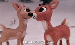 11 thoughts watching rudolph